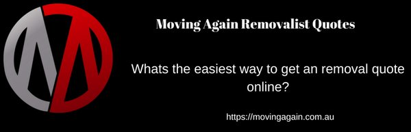 removalist quotes